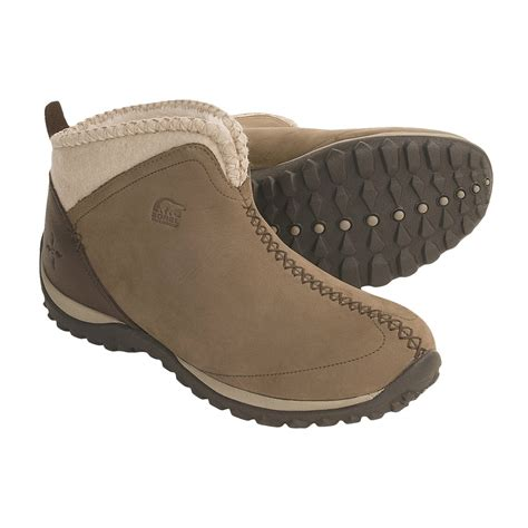 shoes for for winter sorel joliette winter shoes waterproof insulated for