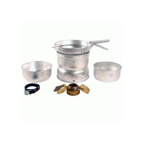Trangia Pack 2 trangia 25 series cing stove and pan sets
