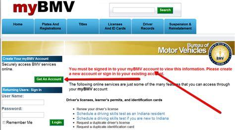 indiana motor vehicles indiana bureau of motor vehicles html autos weblog