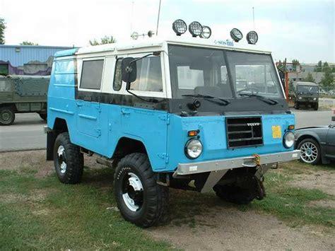 volvo c303 6x6 ambulance motoburg