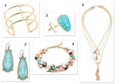 5 Jewelry Trends For 2011 by Top 5 Jewelry Trends We Want Now Style Lab