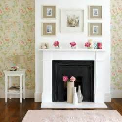 Fireplace Decorating Ideas For Your Home by How To Beautify An Unused Fireplace In Your Home