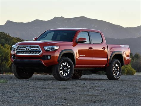 Trd Toyota Tacoma Snaps With Caps The 2017 Toyota Tacoma Trd Road Is A