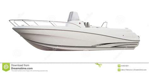 motor boat stock image image  cutout pleasure