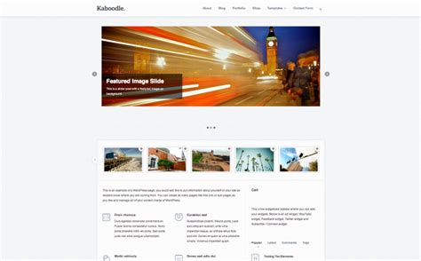 theme wordpress kaboodle woothemes review feature rich themes that are pricey and