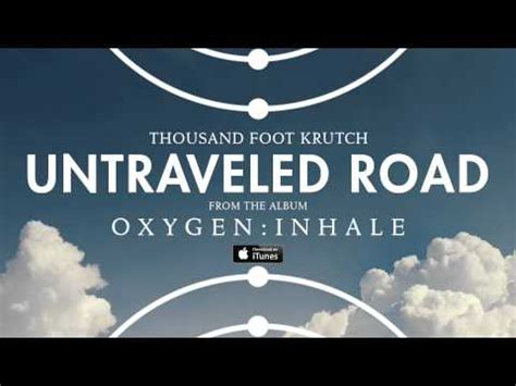 Thousand Foot Krutch Made In - untraveled videolike