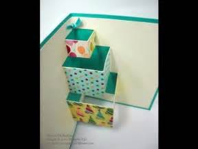 how to make pop up birthday cards for pop up birthday gifts card by o