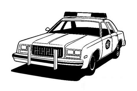 Coloring Pages Of Police Car : Police coloring book the most elegant and image gallery police car