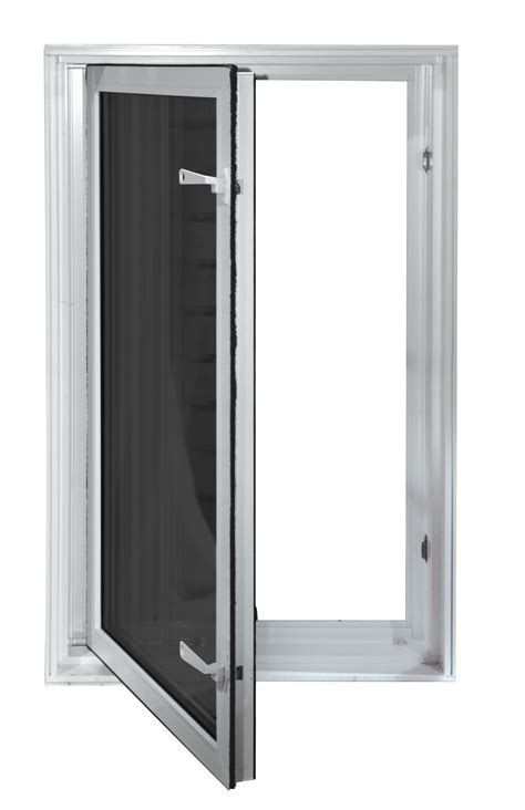 In Swing Egress Window Wellcraft Egress Systems