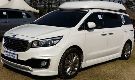 New Kia Carnival 2014 2014 Kia Carnival Ii Pictures Information And Specs