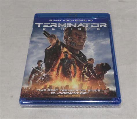 Dvd Terminator Genisys Bluray 25gb terminator genisys dvd digital hd includes 22 page