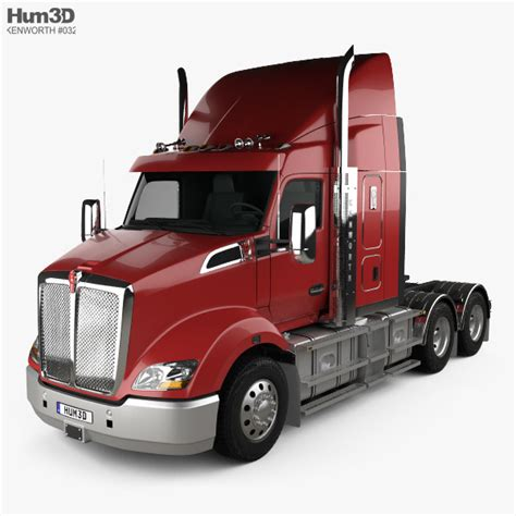 kenworth models kenworth 3d models hum3d