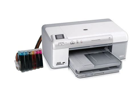 Printer Photo hp photosmart d5463 inkjet printer with ciss inksystem usa