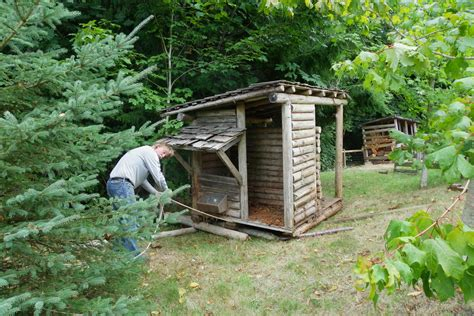 The Goat Shed by Moving The Goat Shed 2010 004 Shoe String Style