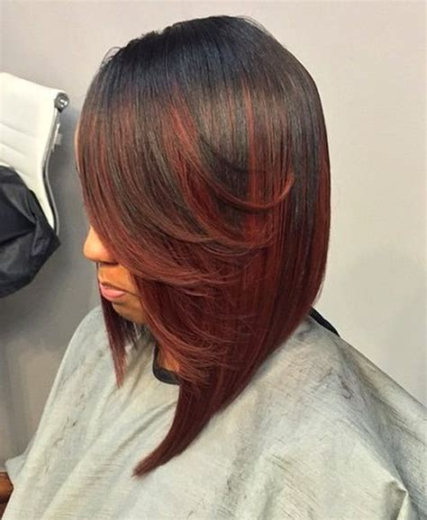 black hair sewin bobs 20 endearing sew in hairstyles