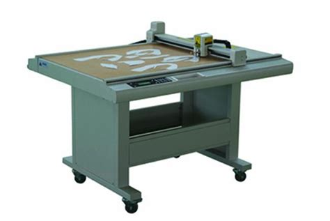 pattern cutter machine de0906 shoes paper pattern flatbed sle maker cutter