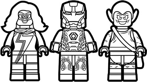 Lego Marvel Coloring Pages by Get This Lego Marvel Coloring Pages 61ml3