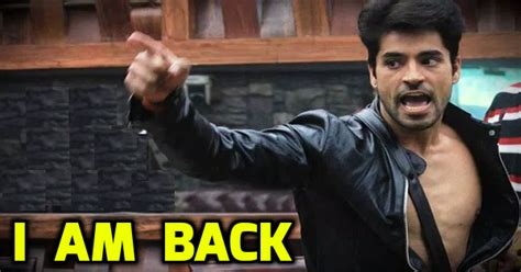 not a wild card entry gautam gulati on jhalak dikhhla exclusive gautam gulati back in bigg boss 9