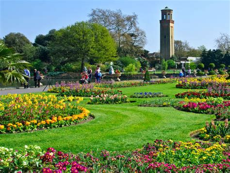 Best Public Gardens | garden design blog 5 of the best public gardens in britain