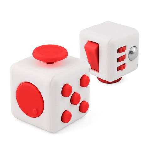 desk stress relief toys fidget cube desk toy adults kids stress relief box adhd