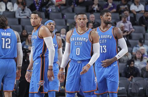 Thunder In The City okc thunder look to bulls for third win