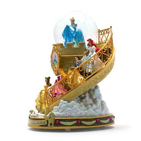 Snowball Box Winter Import Qmr6 disney princess staircase musical snowglobe