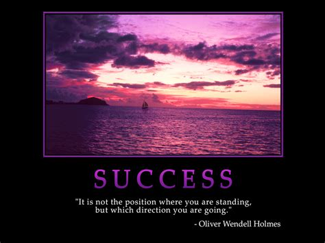 Motivational Quotes For Success Motivational Wallpaper On Success Position And Direction