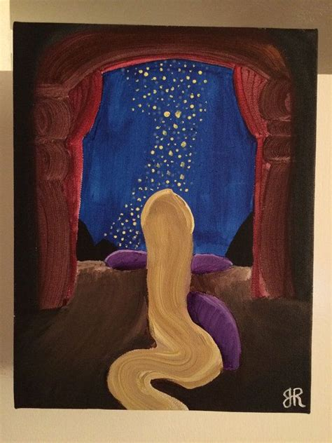 painting princess disney 25 best ideas about tangled painting on