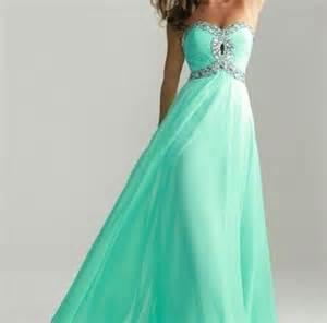 beautiful mint green prom dress mint green pinterest