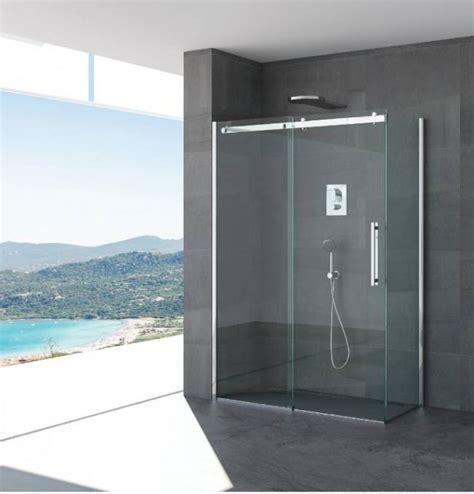 porta scorrevole doccia box doccia porta scorrevole quot quot profili in acciaio inox