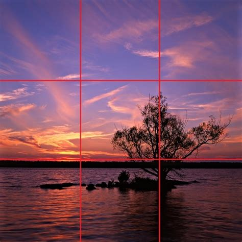 rule of thirds – quick photography tutorials