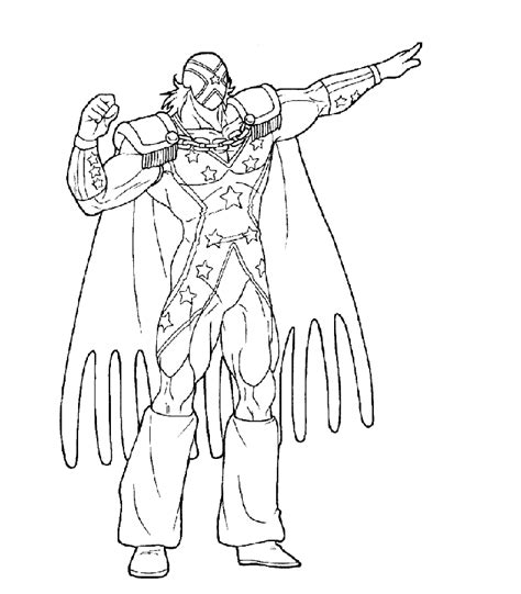 ultimate warrior coloring pages coloring pages