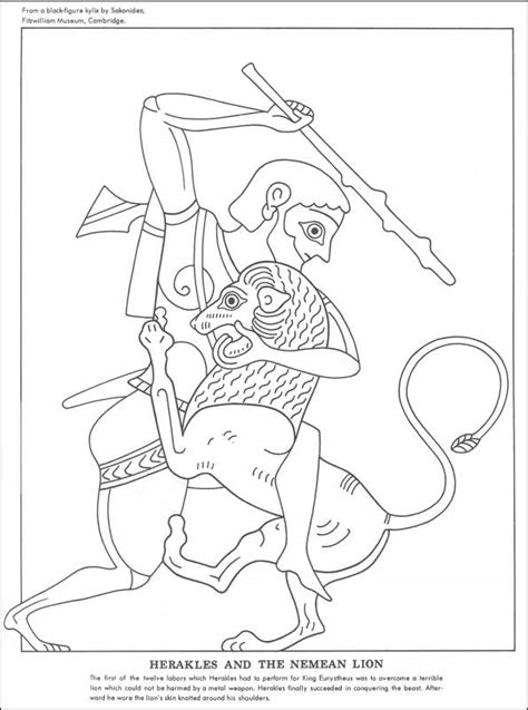 map of ancient greece coloring pages