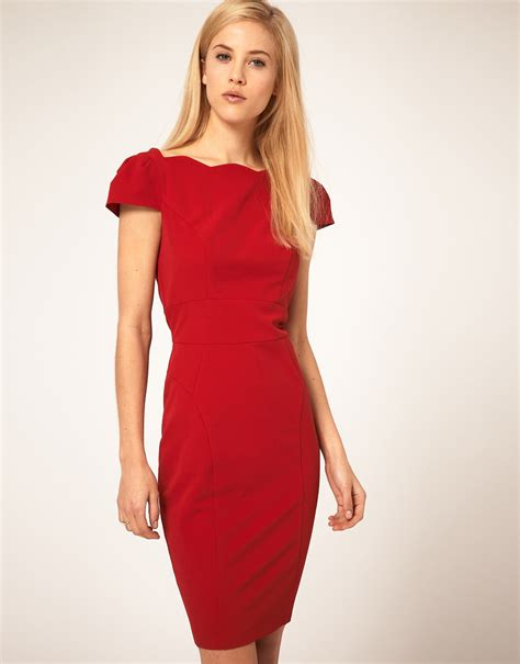 ladies red dresses sale dressed for less