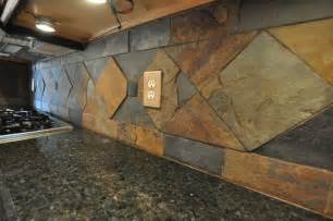 Kitchen Tile Countertop Ideas Granite Countertops And Tile Backsplash Ideas Eclectic Kitchen Indianapolis By Supreme