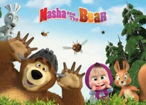 masha bear cartoonito uk