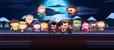 south park the fractured but whole classes wiki trophies walkthrough guide unofficial books south park the fractured but whole pc specs revealed