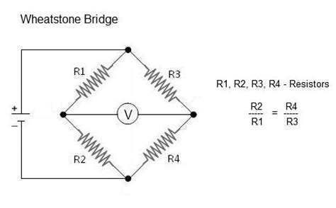 wheatstone bridge how it works digital weighing how does a load cell work