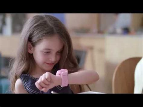 myfirst fone wearable smartphone for kids. with 3g voice