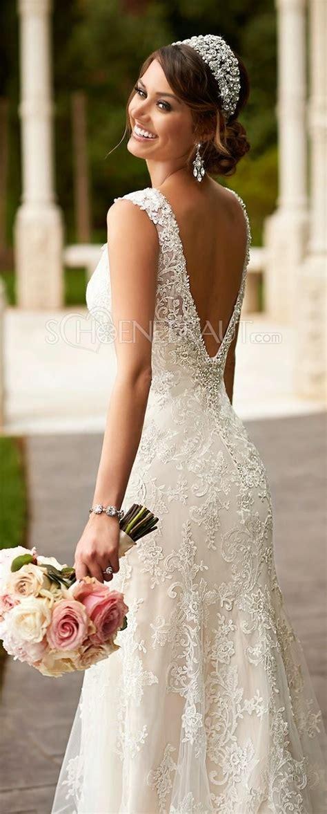 hochzeitskleid spitze lang spitze brautkleid lace empire hochzeitskleid lang