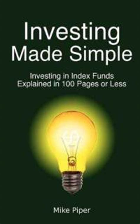 investing made simple index fund investing and etf investing explained in 100 pages or less books tax diversification why it pays to tax diversify