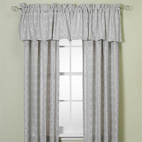 westport geo rod pocket/back tab window curtain panels