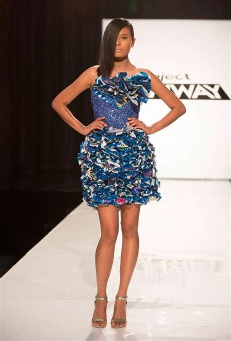 Dress Newtem Fashion Impor 240 best project runway images on project