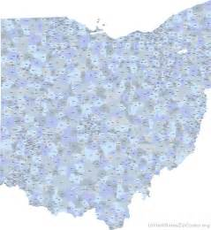 Ohio Zip Codes Map by Printable Zip Code Maps Free Download