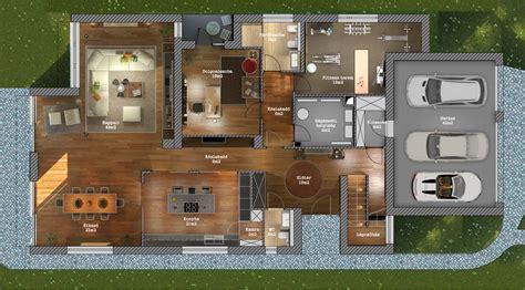 Villa Floor Plan csal 225 di h 225 z 233 p 237 t 233 szet ii ker 252 let family house