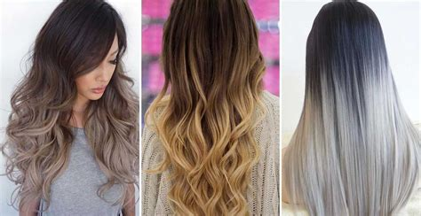 how long does hair ombre last balayage ombre sombre and babylight trends hairtrade blog