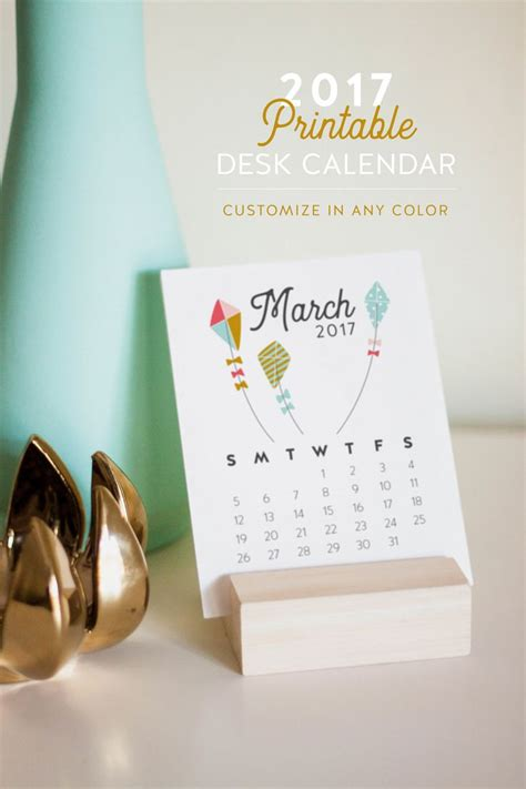 38 best diy printable 2017 calendars images on 17 best ideas about desk calendars on calendar 2017 printable calendars and calendar