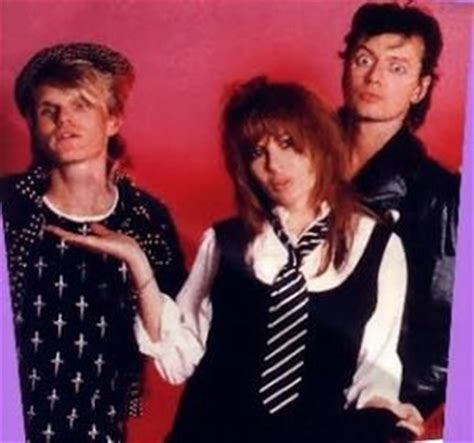 bjarne ohlin the divinyls lead by the enigmatic chrissy amphlett she
