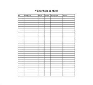 sign templates free downloads sign in sheet in pdf worklife library sign out sheet free