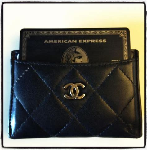 how to make american express card black card chanel and cards on